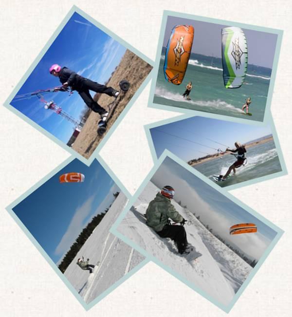 kiteboarding,landkiting,snowkiting