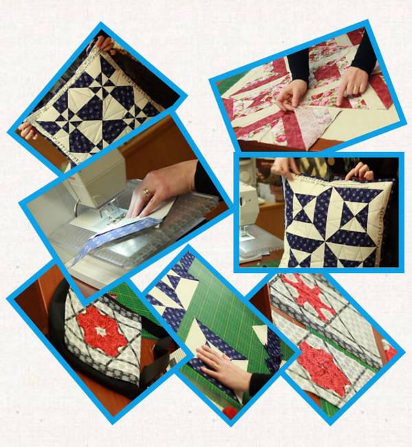 výrobky technikou patchwork