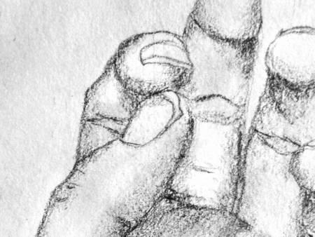 jak kreslit ruku