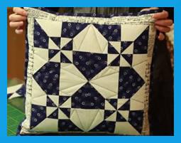 patchwork šití