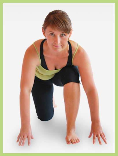 pilates cviky