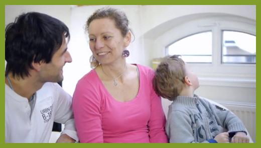 výchova dětí spokojená rodina