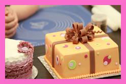 zdobení dortů návod