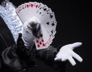 ukázka karetních triků