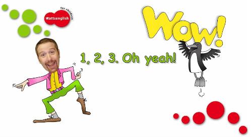 počítání anglicky pro děti - wattsenglish