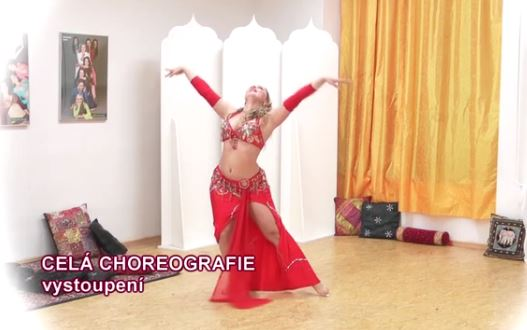 tanečnice břišních tanců