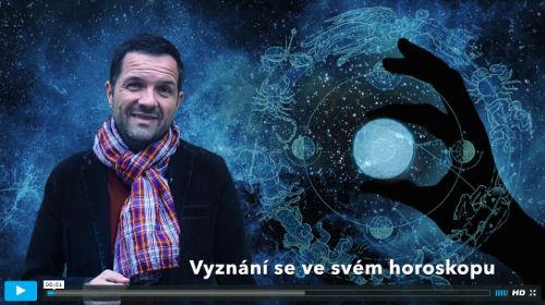 Astrolog Baudyš vykládá ve videu váš horoskop