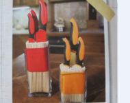 návod na výrobu stojanu na nože