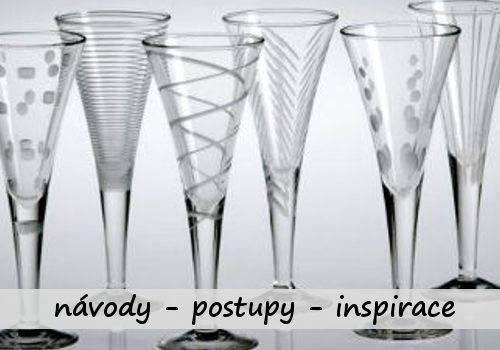 Leptání skla – jak na to