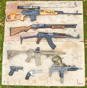 Výběr zbraní pro zážitkovou střelbu