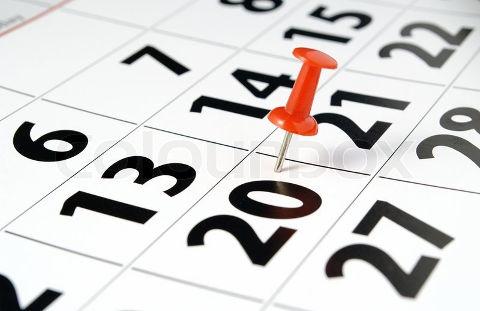 vyberte si správný den na jednodenní půst