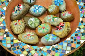 vzory a motivy pro malování na kameny