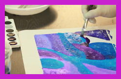 malujeme s dětmi inspirace