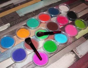fotografie pískovch barev