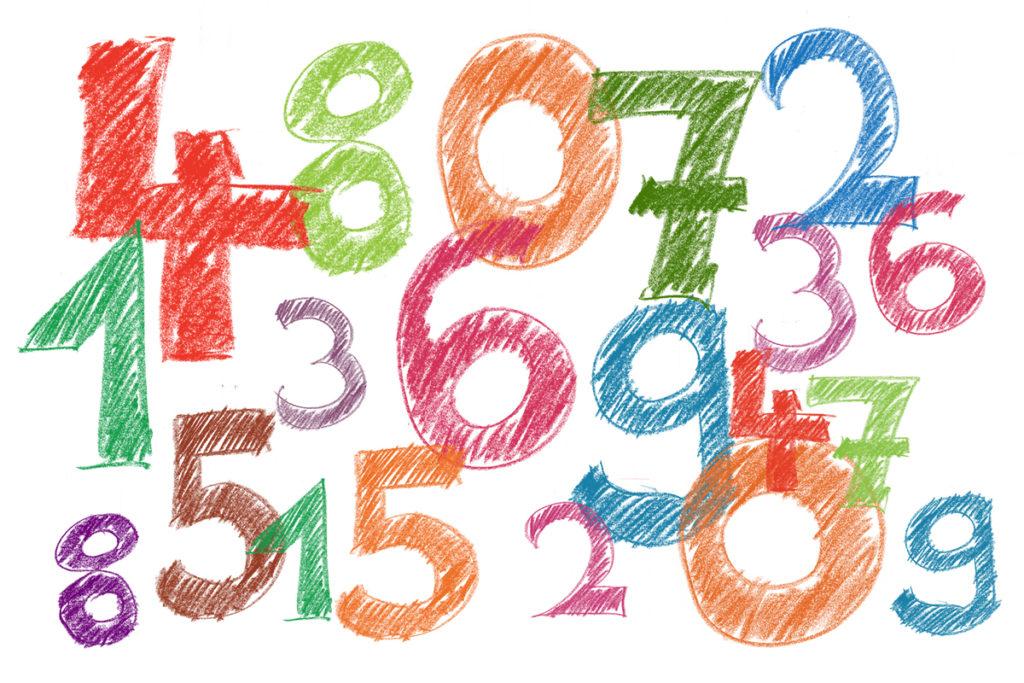 obrázek čísel