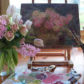 fotografie obrazu květinového zátiší