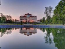 Fotografie zámku Liblice wellness na zámku pro dva