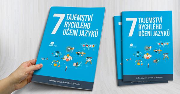 Fotografie knihy 7 tajemství rychlého učení jazyků