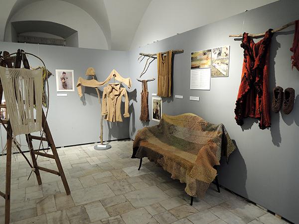 Fotografie výstava krosienkování - Vsetín
