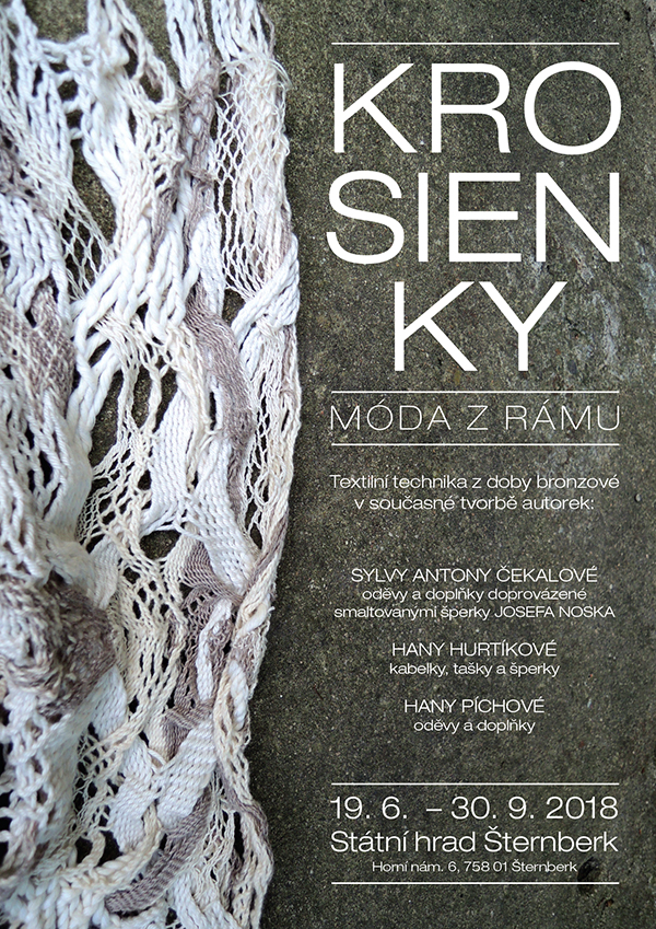 fotografie plakátu Krosienky - výstava