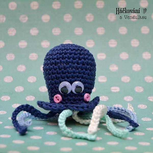 Fotografie: kabelka s chobotničkou