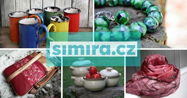 Foto: simira.cz kde prodávat handmade výrobky