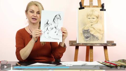Jak Nakreslit Psa Kocku Ci Jine Zvire Mini Kurzy