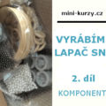 úvodní fotka 2. dílu série návodných článků o výrobě indiánského lapače snů - komponenty a pomůcky