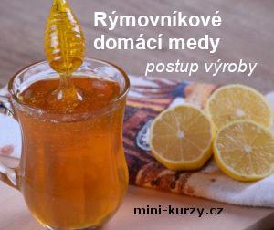 rýmovníkový med ve sklenici - úvodní obrázek článku Rýmovníkové domácí medy – postup výroby
