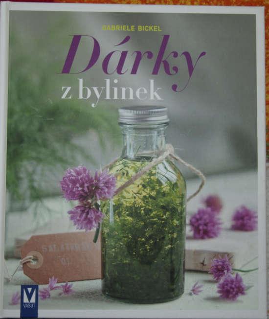 domácí bylinný olej ve skleněné nádobě - úvodní obrázek knihy Dárky z bylinek od Gabriele Bickel