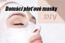 ženský obličej natřený domácí pleťovou maskou - úvodní obrázek článku Domácí pleťové masky: Výroba masky s ohledem na váš typ pleti