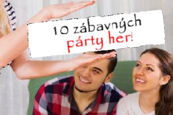 10 tipů na zábavné párty hry pro dospělé, se kterými určitě zaženete nudu